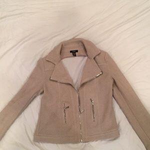 Cream ALFANI Blazer/Coat